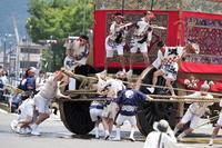 辻回し…祇園祭⑥ - Taro's Photo