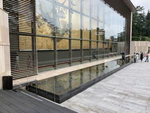 7月の箱根ドライブ(1) 岡田美術館と長安寺 - 散歩ガイド
