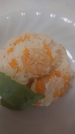 ジャスミンライスでピラフ炊く - パピヨン&韓国語に魅せられて