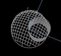 半球と円柱の交わりの体積を∬で求める(2) - 得点を増やす方法を教えます。困ってる人の手助けします。1p500円より。