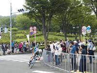 プレ・オリンピックロードレース - M8とR-D1写真日記