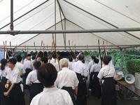 弓の稽古射会は楽し(静岡護国神社万灯みたま祭奉納弓道大会) - ブリキの箱