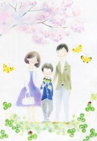 家族の肖像画 - schizzo schiribizzo schiribillo