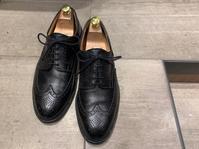 もう10月 - シューケアマイスター靴磨き工房 銀座三越店