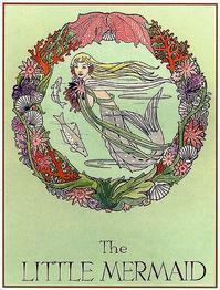 Rie Cramer画の人魚姫② - Books
