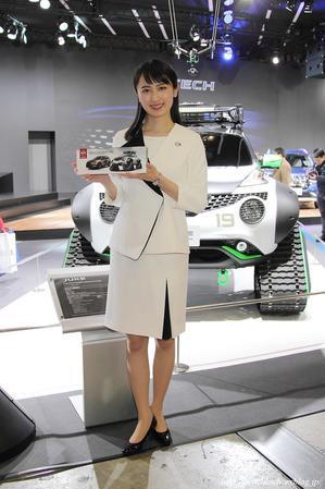 日産自動車株式会社 ブース - Peach Body