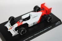 1/64 Kyosho SUZUKA LEGEND 3 1988 McLaren F1 MP4/4 - 1/87 SCHUCO & 1/64 KYOSHO ミニカーコレクション byまさーる
