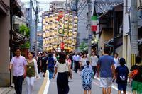 祇園祭 宵山 (1) - tonbeiのはいかい写真日記