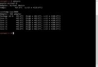 SUSE+Zabbix4 で夏場のCPU温度監視と温度グラフの作成 - isLandcenter 非番中