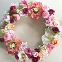 教室のお知らせ - 好きな物に囲まれて* お花とお茶と楽しい時間 *