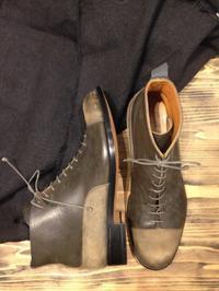本日 7月28日(日)荒井弘史入店日です - Shoe Care & Shoe Order 「FANS.浅草本店」M.Mowbray Shop