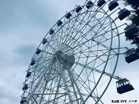 アウトレットモールの観覧車 - 金沢市 床屋/理容室「ヘアーカット ノハラ ブログ」 〜メンズカットはオシャレな当店で〜