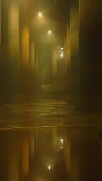 地下神殿Ⅱ - 風の香に誘われて 風景のふぉと缶