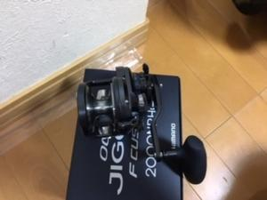 2019新型リール☆ -
