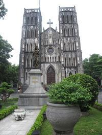 ハノイ大教会周辺のショップ - ~美・食・住~