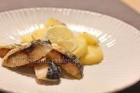 塩サバのマリネ - おいしい便り
