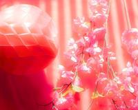 pink - ぽとすのくずかご