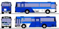 呉急バス - 妄想れいる・・・私の妄想交通機関たち