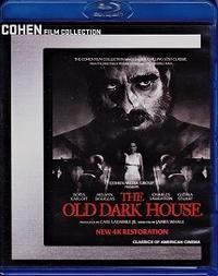 「魔の家」The Old Dark House  (1932) - なかざわひでゆき の毎日が映画三昧