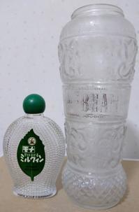 ドデカいガラス壺みたいな瓶 - ヤングの古物趣味