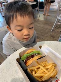 ハワイ1日目 - cuisine18 晴れのち晴れ