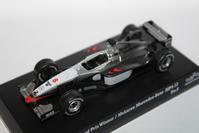 1/64 Kyosho SUZUKA LEGEND 3 1998 McLaren F1 MP4/13 - 1/87 SCHUCO & 1/64 KYOSHO ミニカーコレクション byまさーる