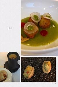 Indian Accent(トリップアドバイザーインド第一位のレストラン) - Blue Lotus