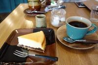 Cafe Grass Hopperさんで美味しいチーズケーキ - *のんびりLife*