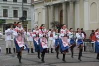 バンスカービストリツァでのお祭り(スロヴァキア) - 旅めぐり&花めぐり