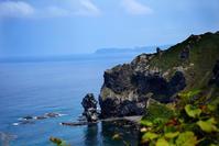 積丹半島1(神威岬) - お茶にしませんか2