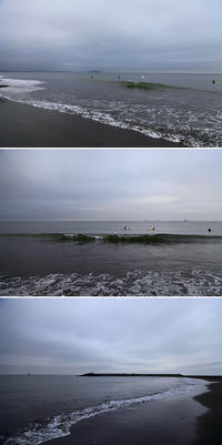 2019/07/23(TUE) 雨が止んだ朝....穏やかな海です。 - SURF RESEARCH