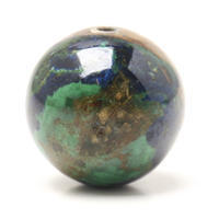 まるで地球のようなアズロマラカイト - すぐる石放題