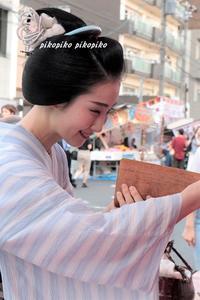 祇園祭夜店遊び射撃! - 今が一番