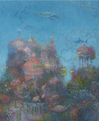 Christian Birmingham画の人魚姫② - Books