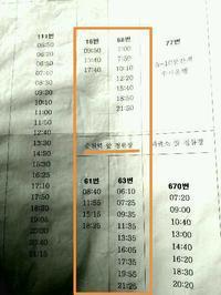 5日目(1)5日目行動開始! 楽安邑城へ 2019.3.24 - 風つうしん