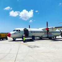 2019年夏 イタリア人も羨むランペドゥーザ島でバカンス!vol1. DAT航空でパレルモから移動する - 幸せなシチリアの食卓、時々旅