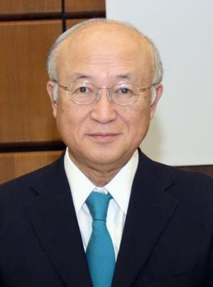 国際原子力機関(IAEA)は22日、天野之弥(あまの・ゆきや)事務局長が18日に死去した - 発見の同好会