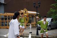 2019祇園祭後祭・大船鉾剣鉾差し上げ - デジタルな鍛冶屋の写真歩記