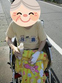 きのうの病院と今日の訪看さん - どうしちゃったんだよ、お母さん。
