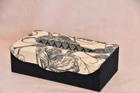 Jim Thompsonのティッシュボックス - atelier bleuet ~アトリエ・ブルーエ~