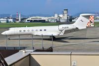 7月23日の名古屋空港 (ガルフだけ) - 小牧基地のマイペースな撮影日記