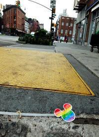 今なら、ニューヨークの街角で「隠れミッキー」探しできます - ニューヨークの遊び方
