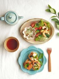 パンカップの朝ごはん - 陶器通販・益子焼 雑貨手作り陶器のサイトショップ 木のねのブログ