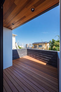 haus-deck 現場状況08&完成見学会情報! - 兵庫 神戸 須磨の一級建築士事務所hausのblog