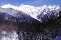 冬の上高地 - SWAN