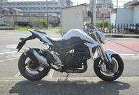 N木サン号 GSR750の車検取得とメンテナンスで四苦八苦・・・(笑) (Part1) - バイクパーツ買取・販売&バイクバッテリーのフロントロウ!