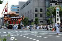 祇園祭・後祭大船鉾巡行 - ちょっとそこまで