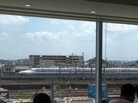 京都鉄道博物館でまさかのN700Sとパンダくろしお!*夏休み京都鉄道旅④* - 子どもと暮らしと鉄道と