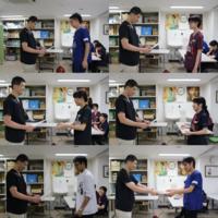 チーム2019!ハワイ研修結団式が行われました☆ - 長崎大学病院 医療教育開発センター           医師育成キャリア支援室