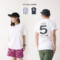 STUDIO ORIBE [スタジオオリベ] ORIBE T-SHIRT [OT01] オリベTシャツ・半袖・コットン・MEN'S/LADY'S - refalt blog